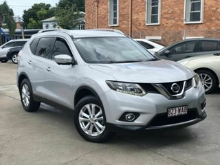 2015 Nissan X-Trail T32 ST-L X-tronic 2WD Silver 7 Speed Constant Variable Wagon.