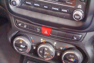 2016 Jeep Renegade BU MY16 Trailhawk AWD Red 9 Speed Sports Automatic Hatchback
