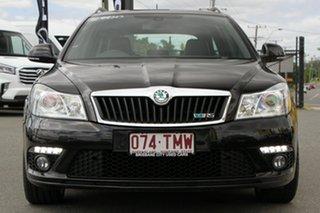 2012 Skoda Octavia 1Z MY13 RS DSG 125TDI Black Magic 6 Speed Sports Automatic Dual Clutch Wagon