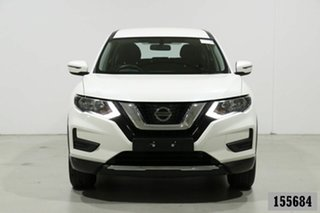 2019 Nissan X-Trail T32 Series 2 ST 7 Seat (2WD) (5Yr) White Continuous Variable Wagon.