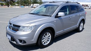 2015 Dodge Journey JC MY16 SXT Silver 6 Speed Automatic Wagon