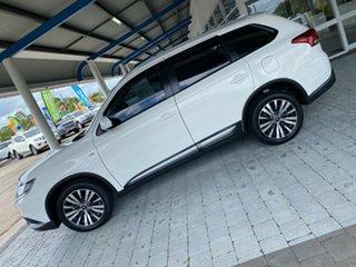 2018 Mitsubishi Outlander ES White Constant Variable Wagon