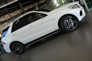 2017 Mercedes-Benz GLE-Class W166 807MY GLE43 AMG 9G-Tronic 4MATIC White 9 Speed Sports Automatic.