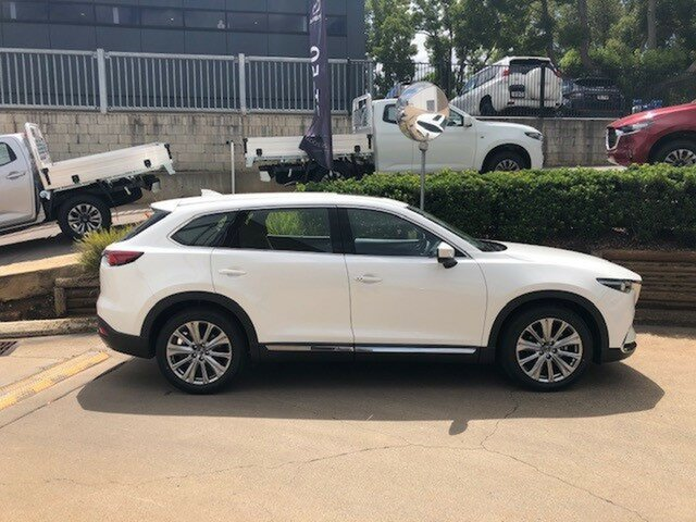 Demo Mazda CX-9 TC Azami SKYACTIV-Drive Toowoomba, 2020 Mazda CX-9 TC Azami SKYACTIV-Drive 6 Speed Sports Automatic Wagon