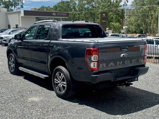 2019 Ford Ranger PX MkIII 2020.25MY Wildtrak Grey 10 Speed Sports Automatic Double Cab Pick Up