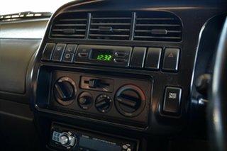 1998 Holden Jackaroo L8 SE Blue 5 Speed Manual Wagon