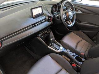 2018 Mazda CX-3 DK2W7A Maxx SKYACTIV-Drive White 6 Speed Sports Automatic Wagon