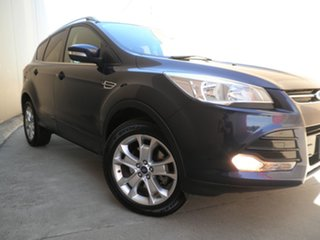 2013 Ford Kuga TF Trend AWD Ink Blue 6 Speed Sports Automatic Wagon