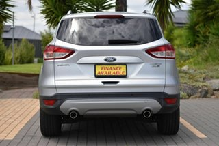 2014 Ford Kuga TF Trend PwrShift AWD Silver 6 Speed Sports Automatic Dual Clutch Wagon