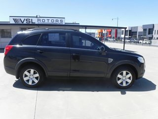2009 Holden Captiva CG MY09 CX AWD Black 5 Speed Sports Automatic Wagon.