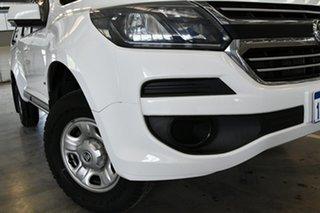 2017 Holden Colorado RG MY17 LS (4x2) Summit White 6 Speed Automatic Crew Cab Pickup.