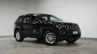 2017 Jeep Grand Cherokee WK MY17 Laredo Black 8 Speed Sports Automatic Wagon.
