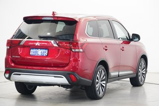 2020 Mitsubishi Outlander ZL MY20 LS 2WD Red 6 Speed Constant Variable Wagon