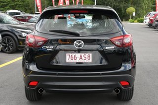 2015 Mazda CX-5 KE1022 Grand Touring SKYACTIV-Drive AWD Black 6 Speed Sports Automatic Wagon
