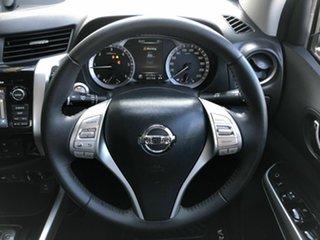 2017 Nissan Navara D23 S3 ST-X Grey 7 Speed Sports Automatic Utility