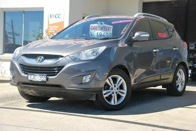 Used Hyundai ix35 LM MY11 Elite (AWD) Wendouree, 2011 Hyundai ix35 LM MY11 Elite (AWD) Grey 6 Speed Automatic Wagon