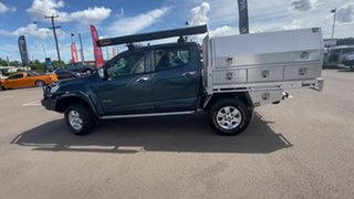 2012 Holden Colorado RG MY13 LT Crew Cab Blue 5 Speed Manual Utility