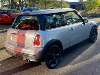 2003 Mini Hatch R50 MY03 Cooper Metallic Silver 6 Speed Constant Variable Hatchback