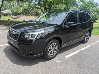 2019 Subaru Forester S5 MY19 2.5i CVT AWD Black 7 Speed Constant Variable Wagon