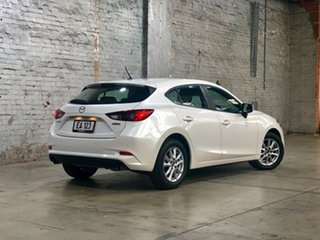 2017 Mazda 3 BN5478 Neo SKYACTIV-Drive White 6 Speed Sports Automatic Hatchback