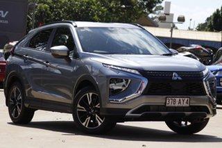 2020 Mitsubishi Eclipse Cross YB MY21 LS 2WD Titanium 8 Speed Constant Variable Wagon.