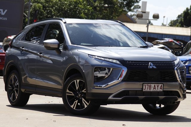Demo Mitsubishi Eclipse Cross YB MY21 LS 2WD Toowoomba, 2020 Mitsubishi Eclipse Cross YB MY21 LS 2WD Titanium 8 Speed Constant Variable Wagon