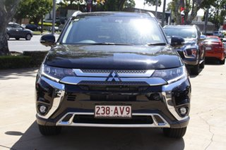 2020 Mitsubishi Outlander ZL MY21 Exceed AWD Black 6 Speed Constant Variable Wagon