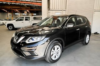 2014 Nissan X-Trail T32 ST X-tronic 4WD Black 7 Speed Constant Variable Wagon