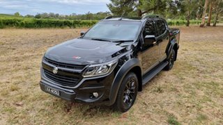 2019 Holden Colorado RG MY20 Z71 Pickup Crew Cab Black/Grey 6 Speed Sports Automatic Utility