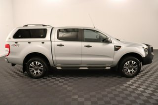 2015 Ford Ranger PX XL Highlight Silver 6 speed Automatic Utility