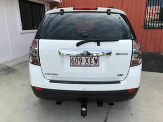 2011 Holden Captiva CG Series II 7 AWD CX White 6 Speed Sports Automatic Wagon