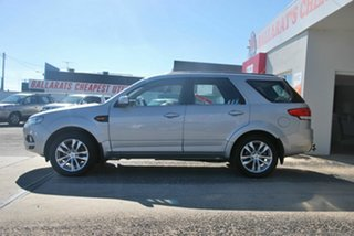2014 Ford Territory SZ TS (RWD) Silver 6 Speed Automatic Wagon