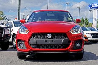 2020 Suzuki Swift AZ Sport Burning Red 6 Speed Manual Hatchback.