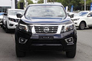 2020 Nissan Navara D23 Series 4 MY20 ST-X (4x4) (Leather Trim) Cosmic Black 7 Speed Automatic.