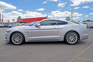 2015 Ford Mustang FM GT Fastback SelectShift Silver 6 Speed Sports Automatic Fastback
