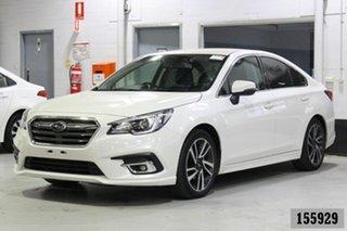 2019 Subaru Liberty MY19 2.5I White Continuous Variable Sedan.