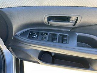 2013 Mitsubishi Outlander ZJ MY13 ES 2WD Silver 5 Speed Manual Wagon