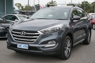 2017 Hyundai Tucson TL MY17 Active X 2WD Grey 6 Speed Sports Automatic Wagon