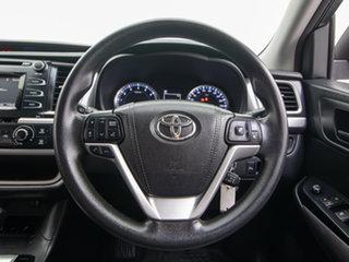 2018 Toyota Kluger GSU55R MY17 GX (4x4) White 8 Speed Automatic Wagon