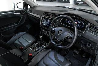 2020 Volkswagen Tiguan 5N MY20 132TSI DSG 4MOTION Comfortline Black 7 Speed