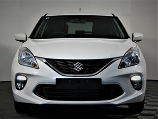 2020 Suzuki Baleno EW Series II GL Arctic White 4 Speed Automatic Hatchback.