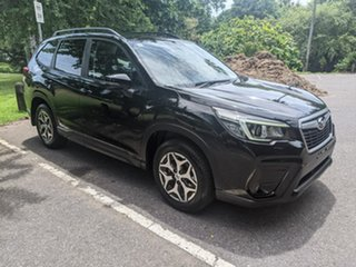 2019 Subaru Forester S5 MY19 2.5i CVT AWD Black 7 Speed Constant Variable Wagon.