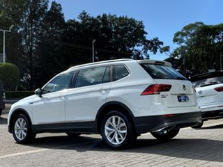 2020 Volkswagen Tiguan 5N MY21 110TSI Comfortline DSG 2WD Allspace White 6 Speed