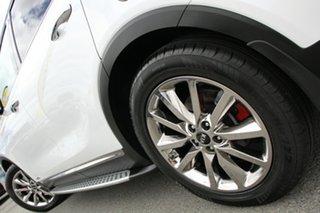 2017 Kia Sorento UM MY17 GT-Line AWD Snow White Pearl 6 Speed Sports Automatic Wagon