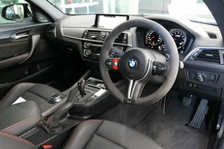 2019 BMW M2 F87 LCI Competition M-DCT Silver 7 Speed Sports Automatic Dual Clutch Coupe.