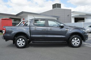 2019 Ford Ranger PX MkIII 2019.75MY XLT Grey 6 Speed Sports Automatic Double Cab Pick Up.