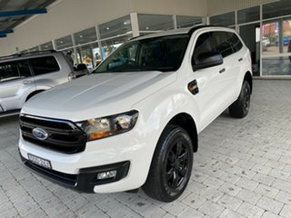 2015 Ford Everest Ambiente White Sports Automatic SUV.