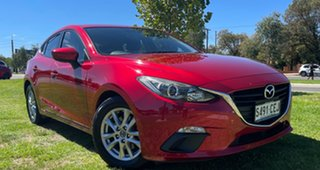 2016 Mazda 3 BM5476 Neo SKYACTIV-MT Soul Red 6 Speed Manual Hatchback.