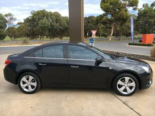 2009 Holden Cruze JG CDX Carbon Flash Black 6 Speed Sports Automatic Sedan.