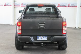 2012 Ford Ranger PX XL 2.2 (4x4) White 6 Speed Manual Crew Cab Utility
